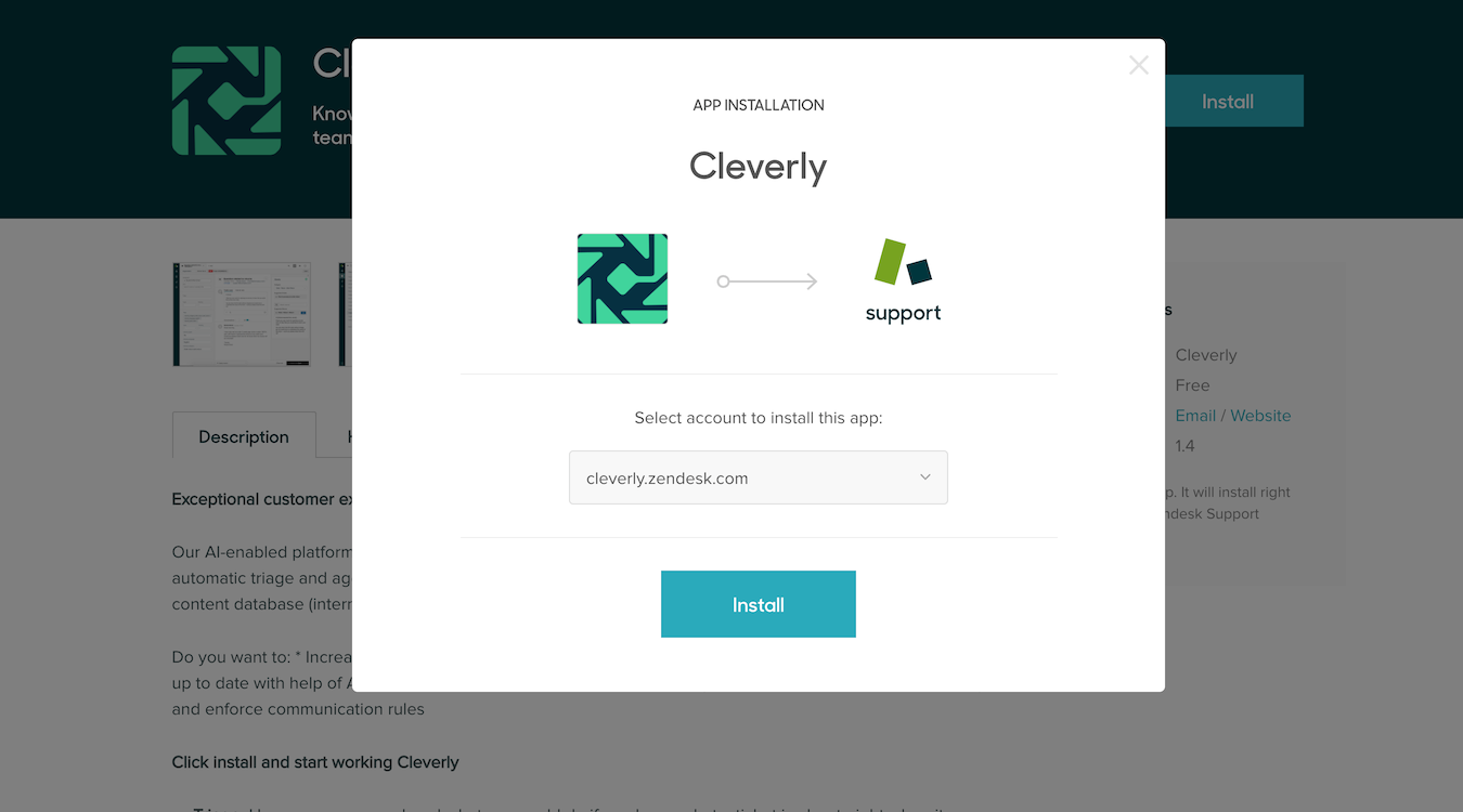 Installing_Cleverly_from_the_Zendesk_Marketplace.png